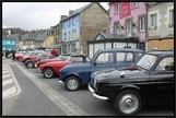 Rassemblement de véhicules anciens, le premier dimanche du mois
