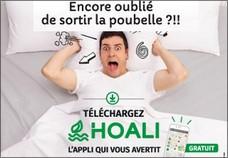 Image de la campagne de communication Hoali