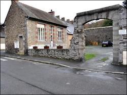 Images de la maison de quartier du Légué (extérieur/intérieur)