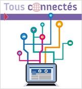 Image du logo Tous connectés