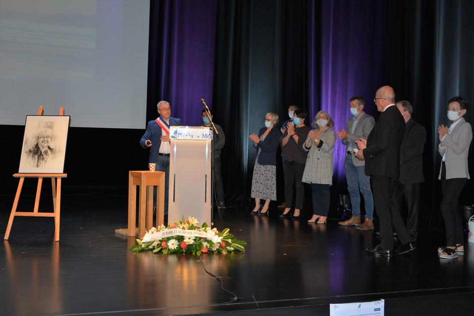 Image de la cérémonie